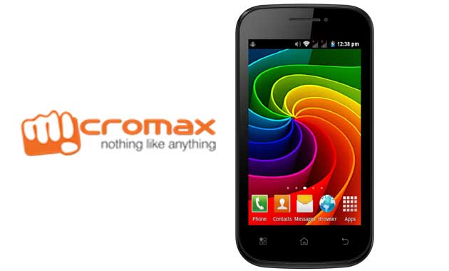 Stock Rom Micromax Bolt A35