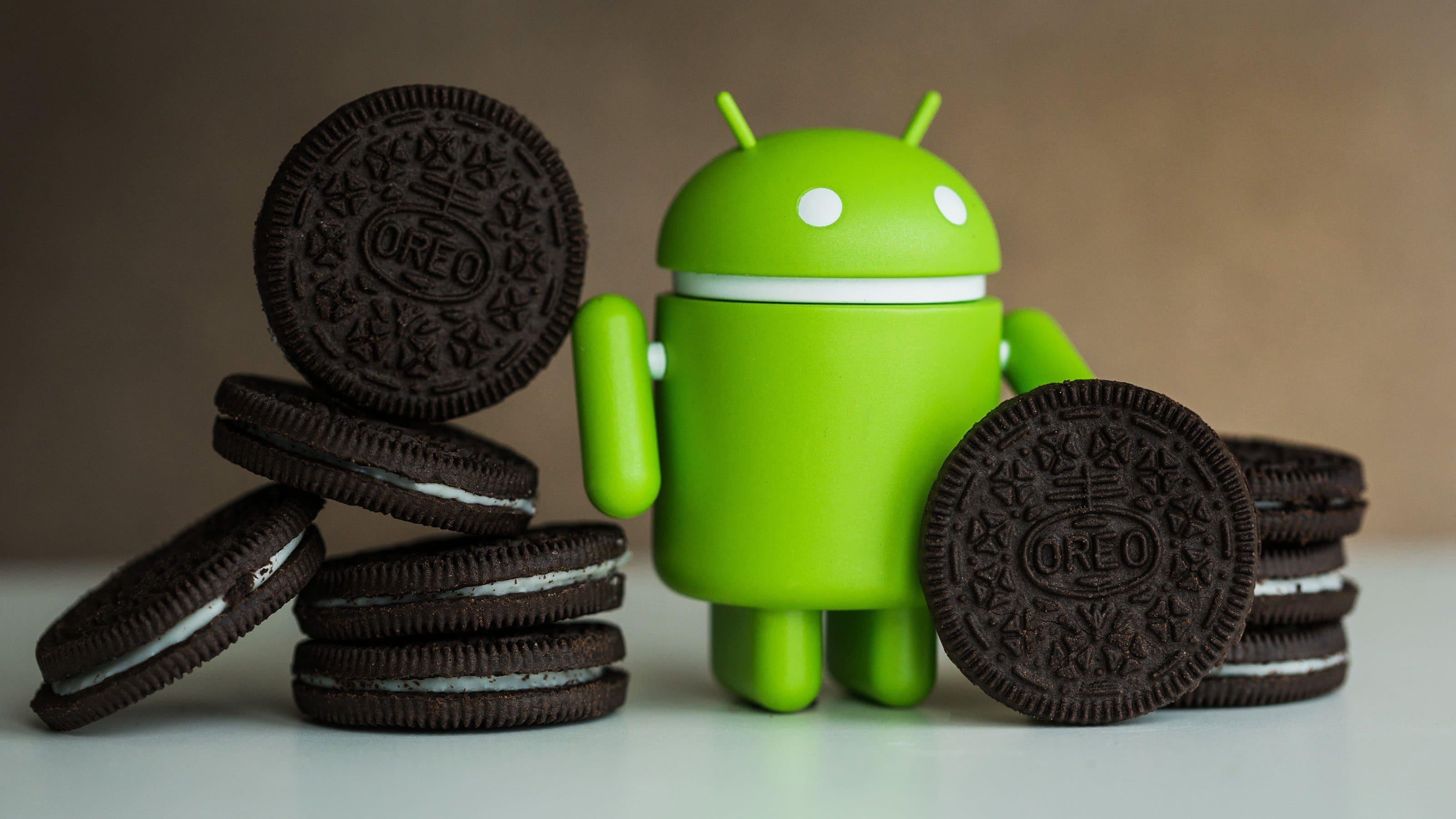Atualização de Maio Android Oreo
