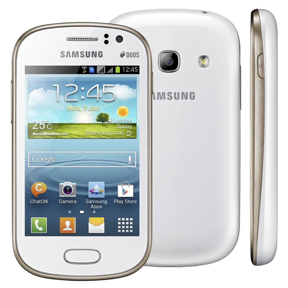 Stock Rom Samsung Galaxy Fame DUOS S6812b Android 4.1.2 Sem logo de operadora