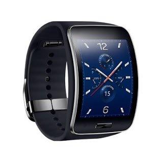 Smartwatch Gear S SM-R750B