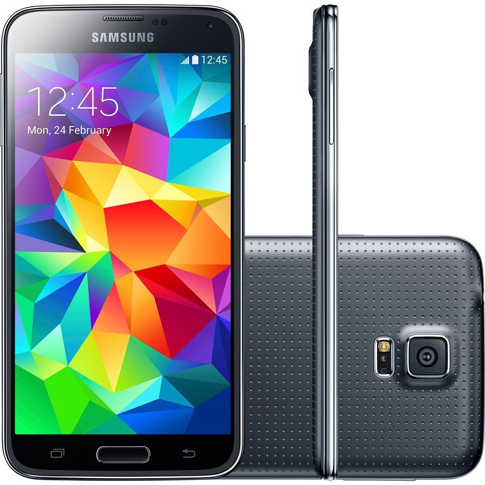 Smartphone Galaxy S5 Duos SM-G900MD