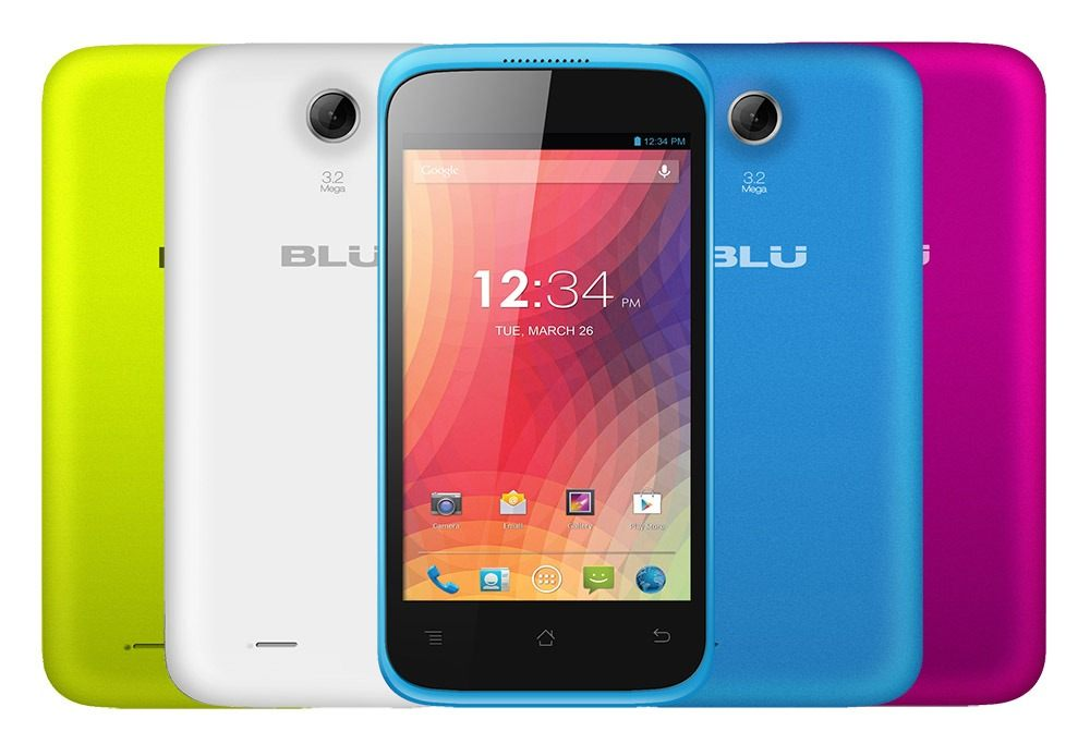 Stock Rom BLU Star 4.0 S410a Download