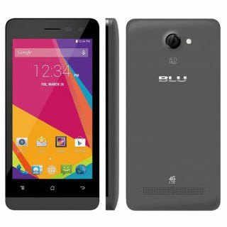 Blu Studio Mini lte Z10Q