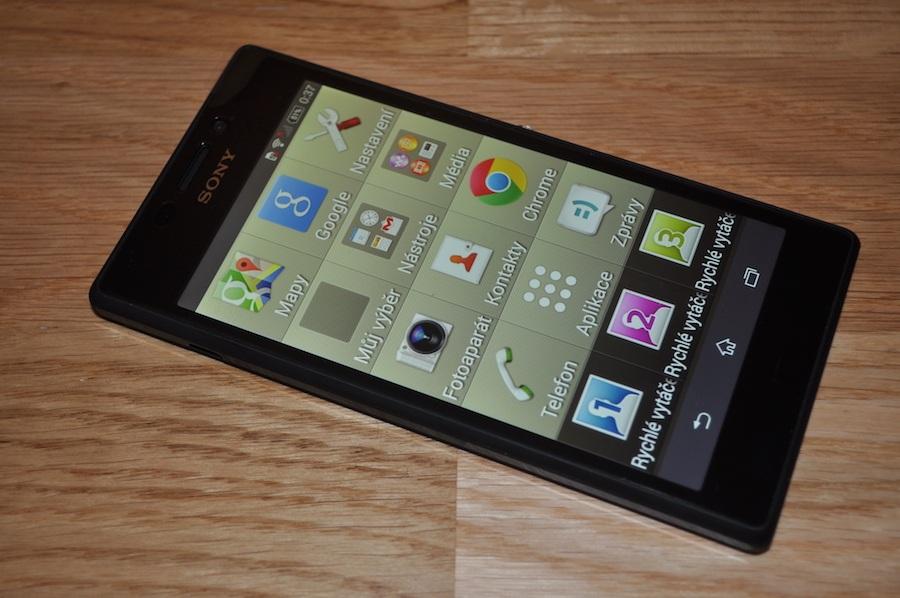 Sony XPERIA M2 Aqua D2403