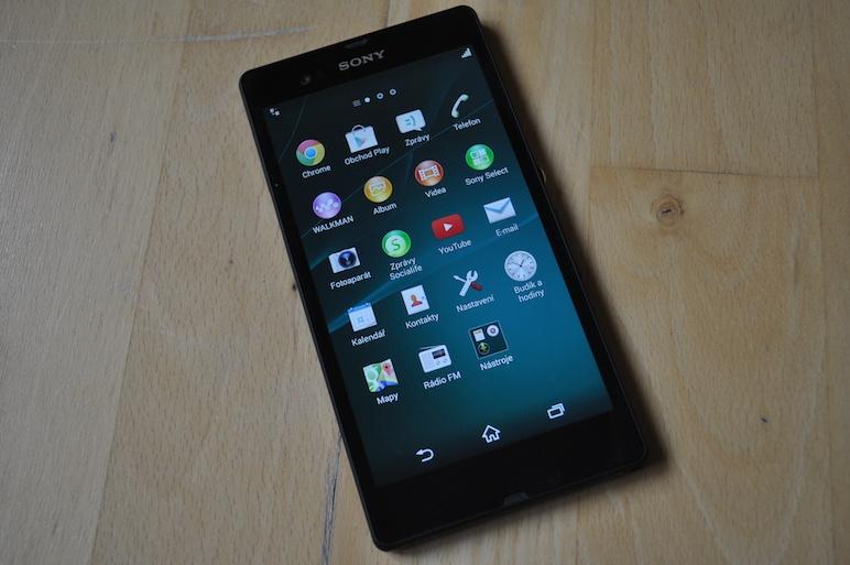 Sony XPERIA Z C6603