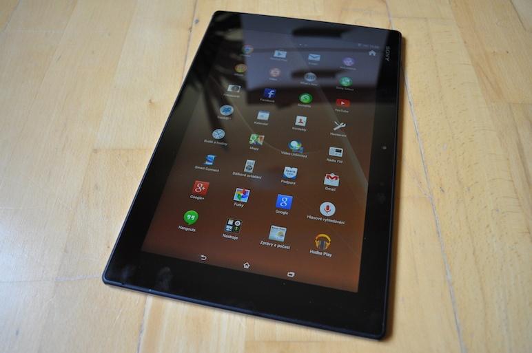 Sony XPERIA Z2 Tablet LTE SGP521