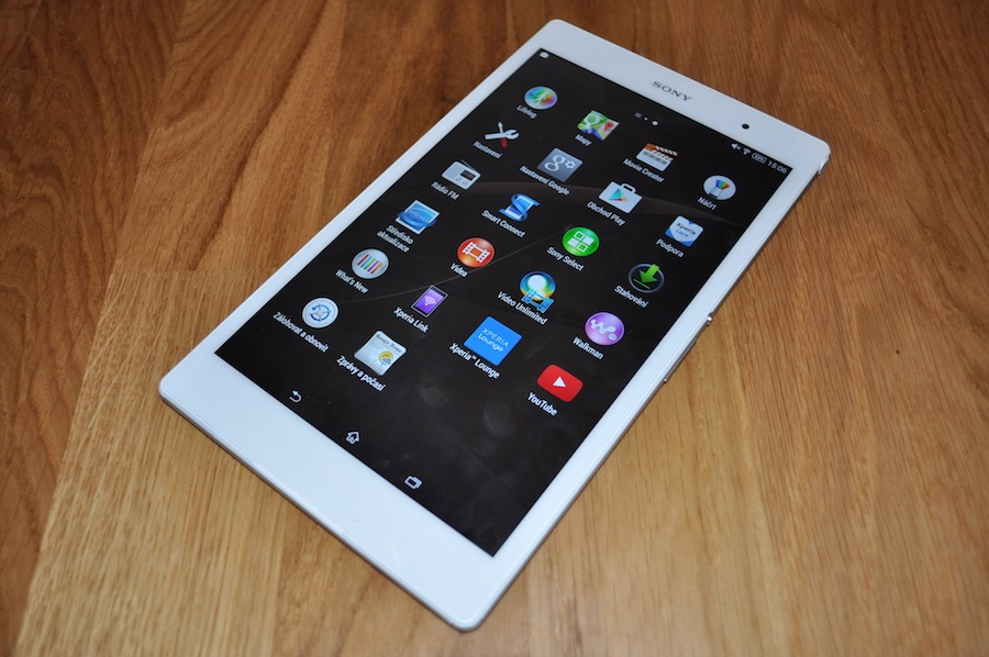 Sony XPERIA Z3 Tablet Compact LTE SGP621