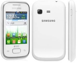 Galaxy Pocket Plus Duos GT-S5302B