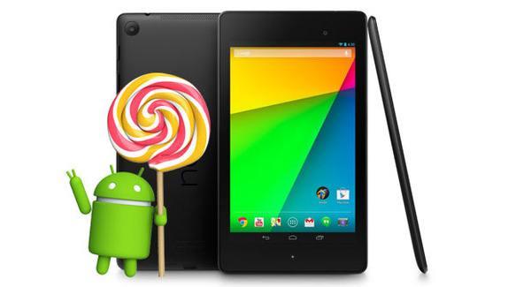 Nexus 7 MRA58K