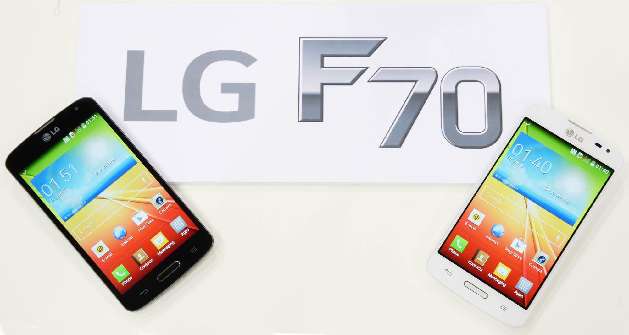 Smartphone LG F70 D325F8