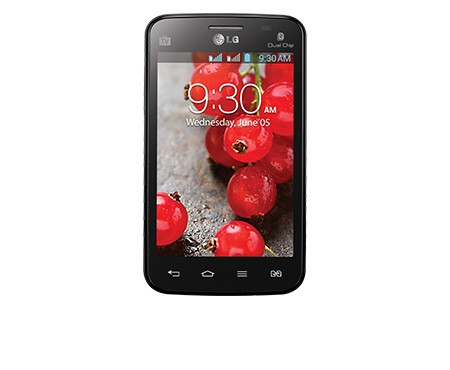 LG OPTIMUS L4 II DUAL CHIP – E467