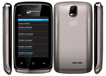 Stock Rom Micromax Bolt A24