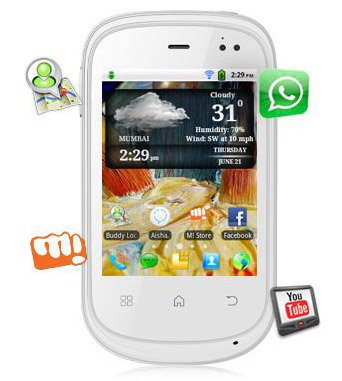 Stock Rom Micromax Punk A44