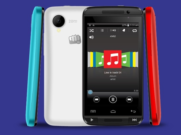 Stock Rom Micromax Bolt A082