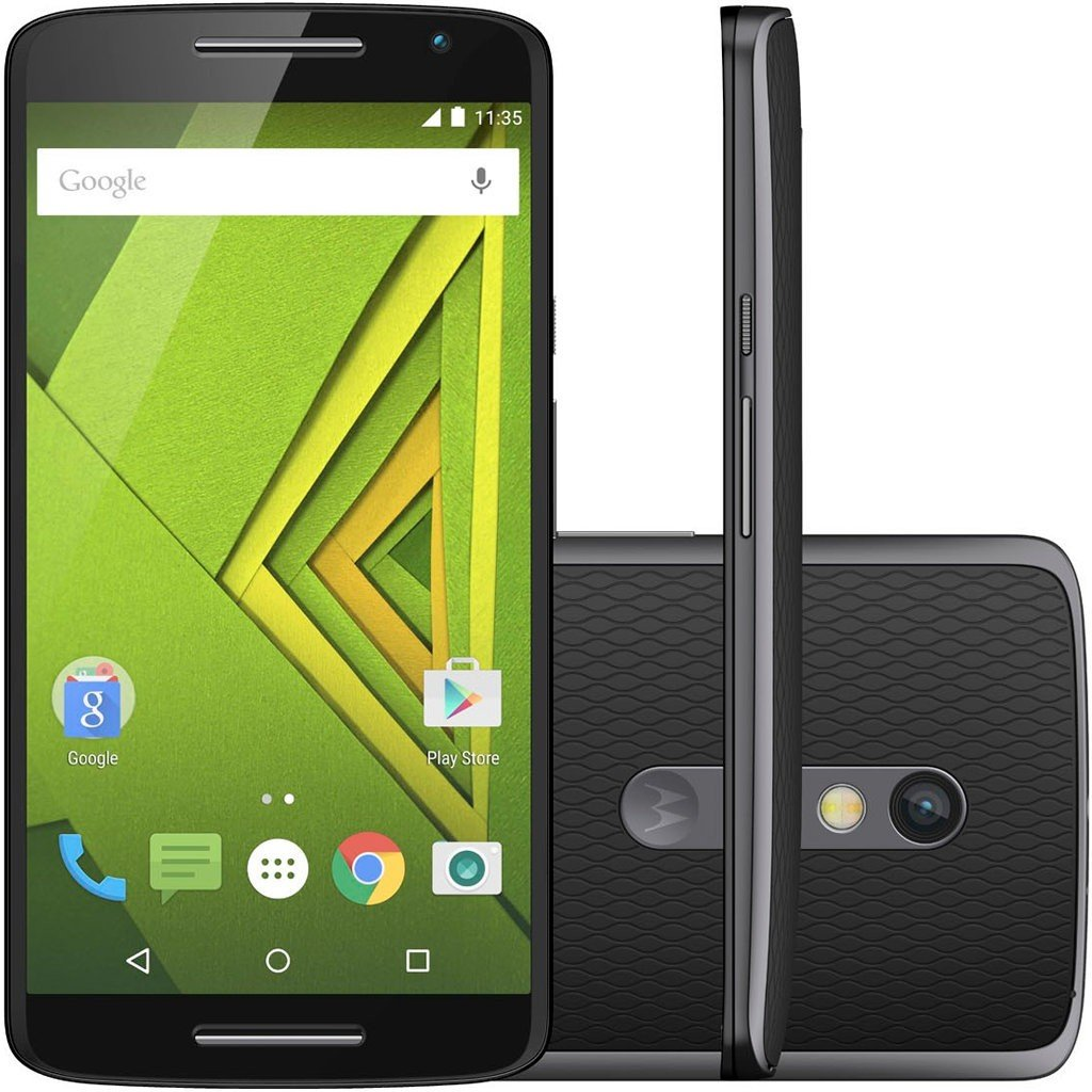 Moto X Play Lollipop