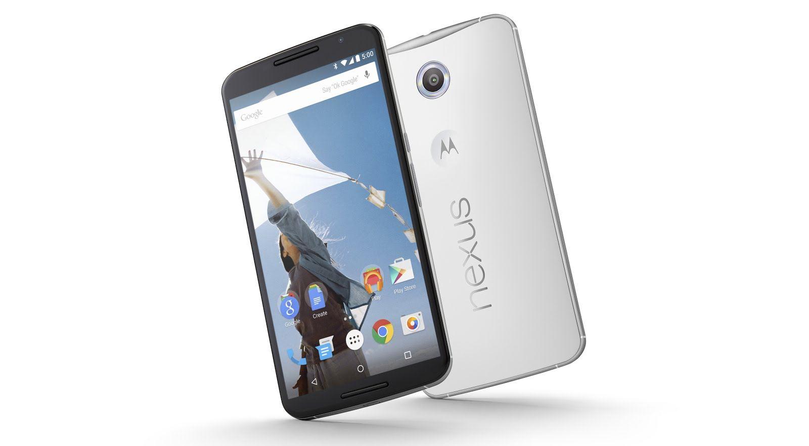Nexus 6 LRX22C