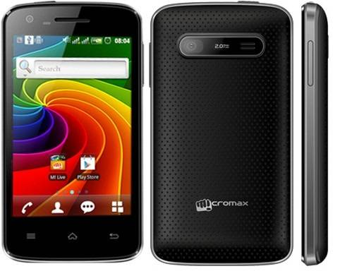 Stock Rom  Micromax Bolt A26