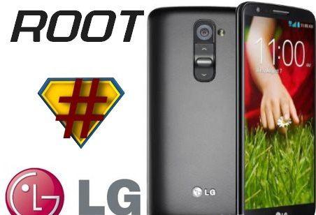 Root no lg g2 D805