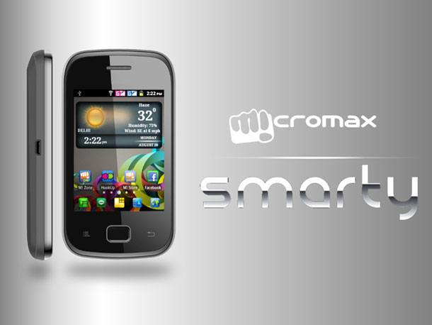 Stock Rom Micromax Smarty A25
