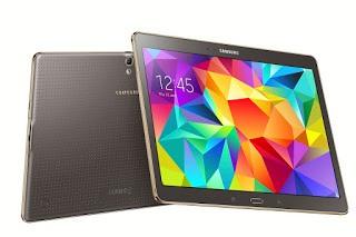 Galaxy Tab S 10.5 LTE SM-T805M