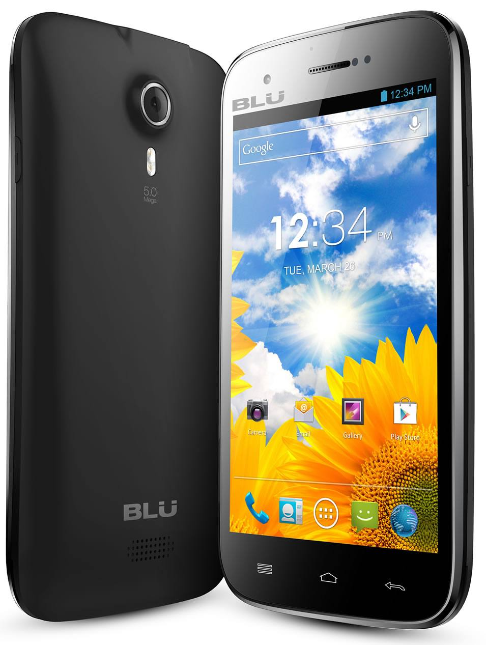 BLU Studio 5.0 D532 Download