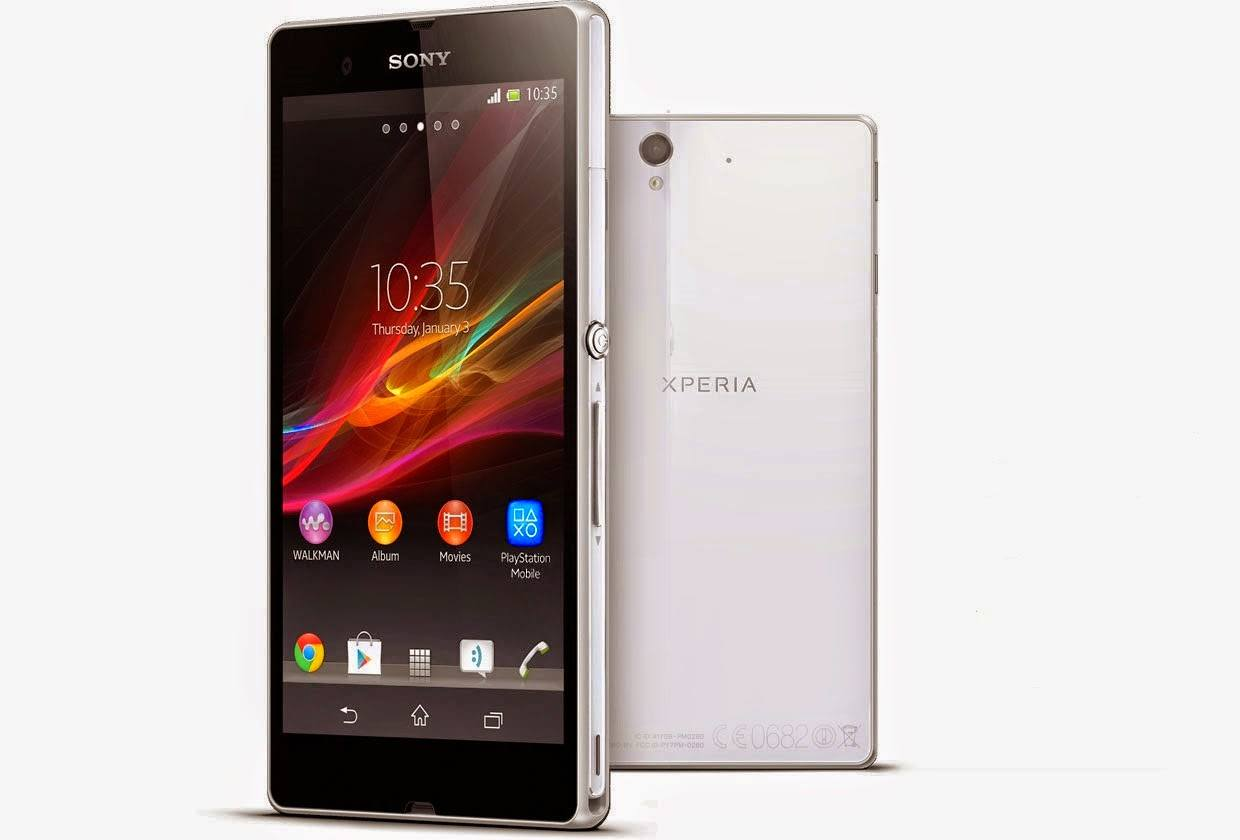 Xperia Z1 (C6943) Android 4.4.4