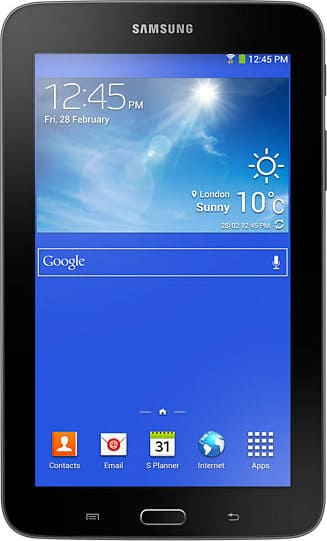 Firmware GALAXY Tab 3 Lite SM-T110 Android 4 2 2 Jelly Bean Região